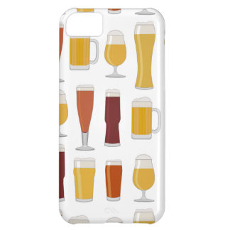 Beer Lover Print iPhone 5C Cover