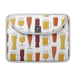 Beer Lover Print MacBook Pro Sleeve