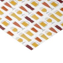 Beer Lover Print Tissue Paper