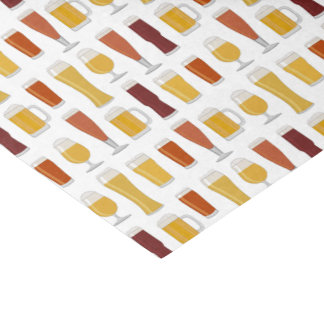 Beer Lover Print Tissue Paper