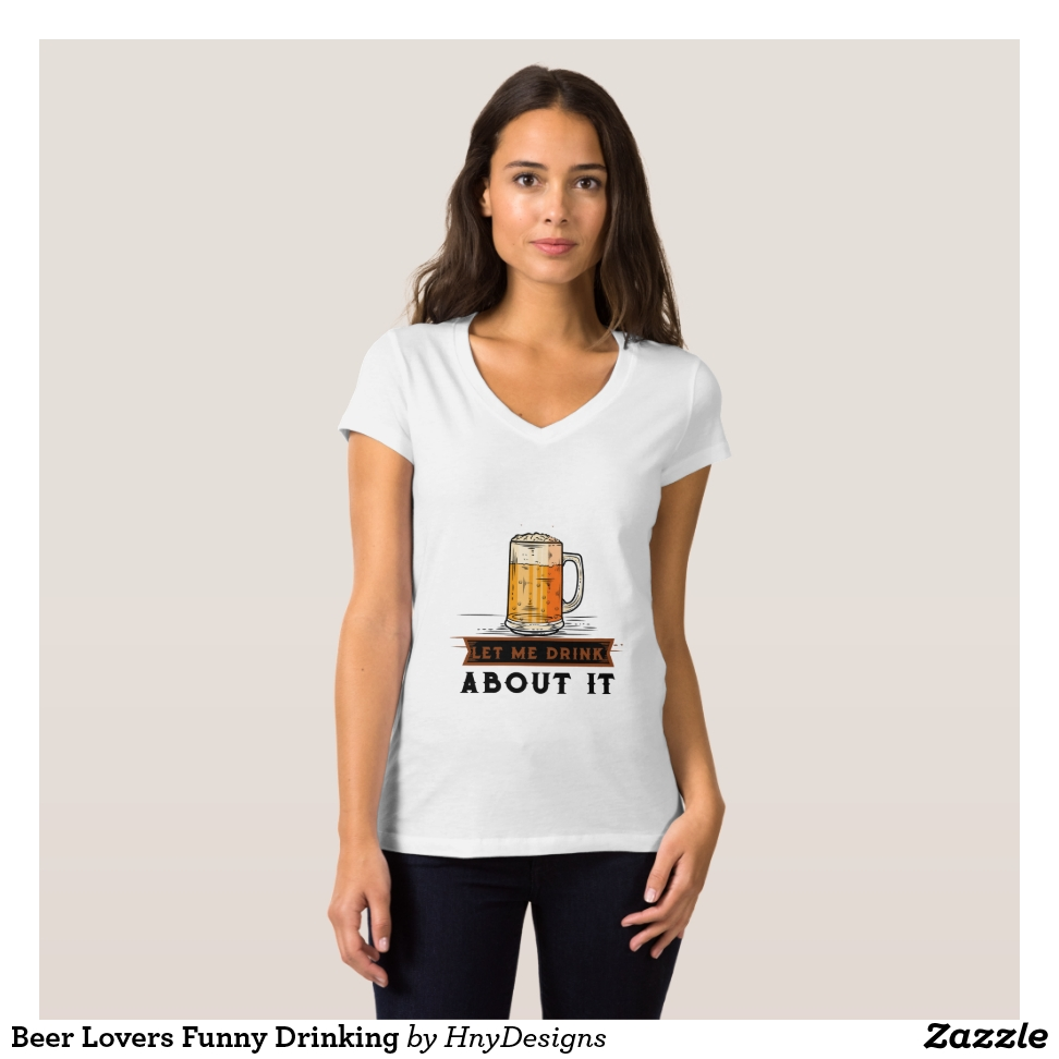 Beer Lovers Funny Drinking T-Shirt - Best Selling Long-Sleeve Street Fashion Shirt Designs