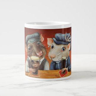 Beer Lovers Giant Coffee Mug