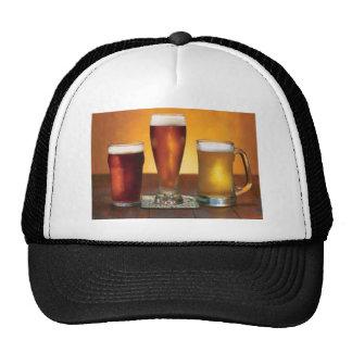 """""""BEER LOVER'S HAT"""" TRUCKER HAT"""