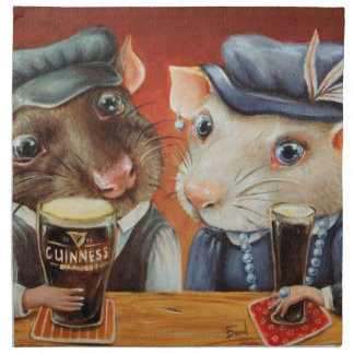Beer Lovers Napkins