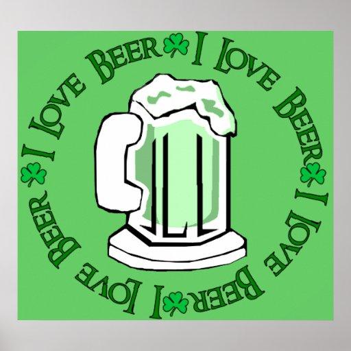 Beer Lovers Posters