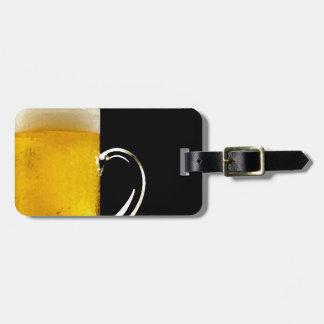 Beer Travel Bag Tags