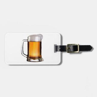 Beer Luggage Tag
