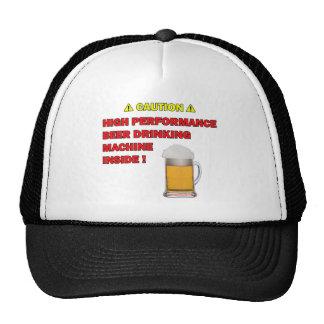 Beer Machine Hats