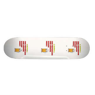 Beer Machine Skateboard Decks