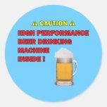 Beer Machine Stickers