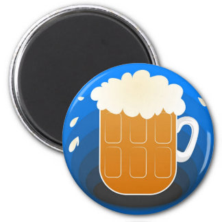 Beer Refrigerator Magnet
