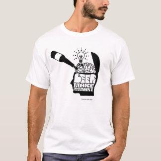 Beer Make Smart T-Shirt