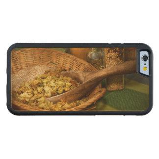 Beer Maker - Smooth Hoperator Carved Maple iPhone 6 Bumper Case