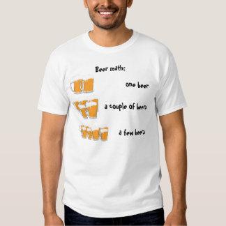 Beer math T-Shirt