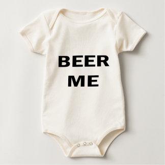 Beer Me Baby Bodysuits