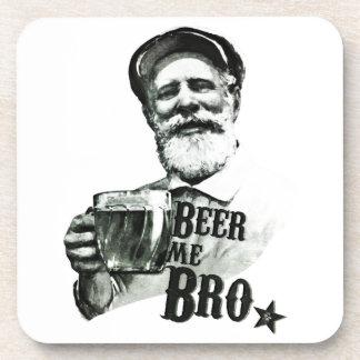 Beer me Bro Beverage Coaster