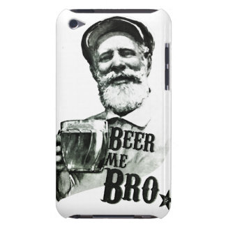 Beer me Bro Barely There iPod Covers