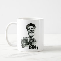 beer, bro, funny, humor, cool, story, beer me bro, like a boss, memes, poster, grumpy, internet memes, swag, question, fun, mug, Caneca com design gráfico personalizado
