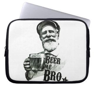 Beer me Bro Computer Sleeve