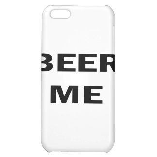 Beer Me Cover For iPhone 5C