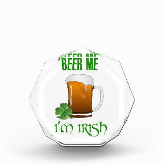 Beer Me I'm Irish Award