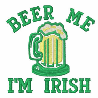 Beer Me - I'm Irish