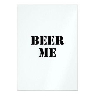 Beer Me Announcements