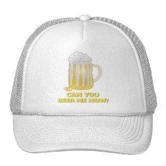 Beer Me Now Trucker Hat