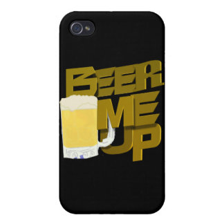 beer me up iPhone 4/4S cases