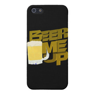 beer me up iPhone SE/5/5s cover
