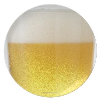 Beer Melamine Plate