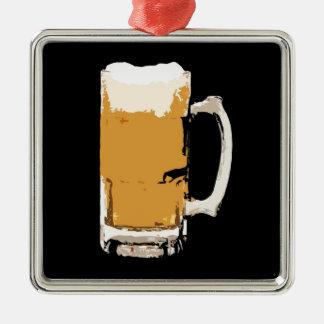 Beer Metal Ornament