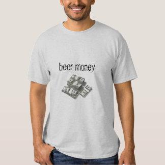 Beer Money T-shirts