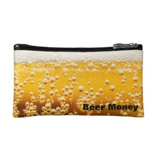 Beer Money - wristlet