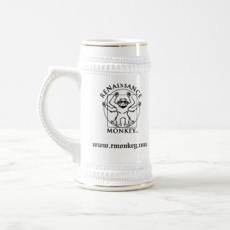 Beer Monkey Coffee Mugs