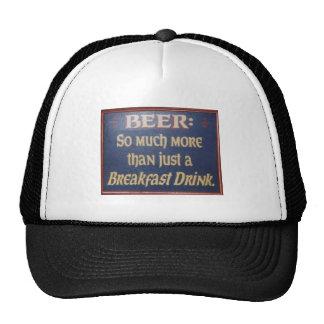 beer_more_drink trucker hat