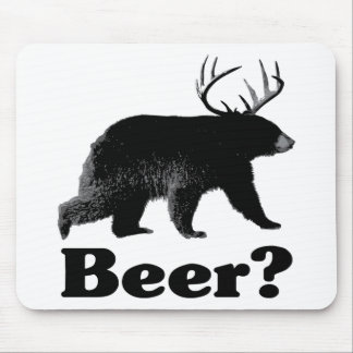 Beer? Mouse Pad