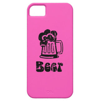 Beer Mug - Any Team Colors iPhone 5 Cases