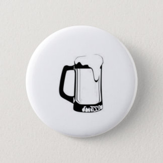 Beer Mug Button