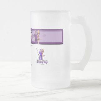 Beer Mug - Fishing Pimp Banner