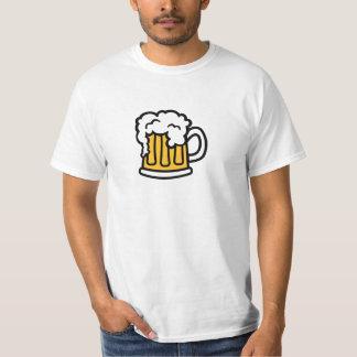 Beer mug froth T-Shirt