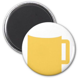 beer mug icon magnet