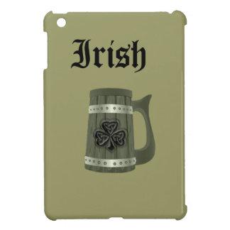Beer mug Irish lucky shamrock iPad Mini Cases