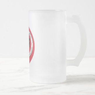 Beer Mug - Kickball Logo