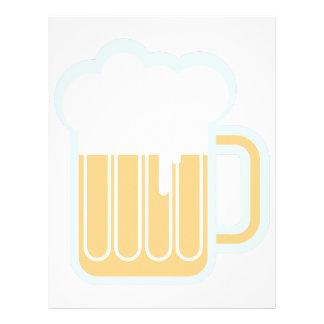 Beer Mug Letterhead