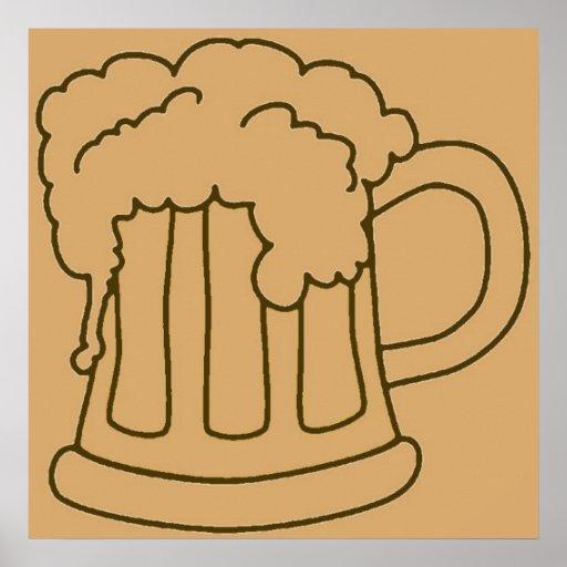 Beer Mug/Oktoberfest Posters