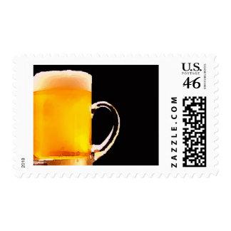 Beer Mug Stamps