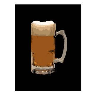Beer Mug Postcard
