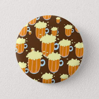 Beer Mugs Button