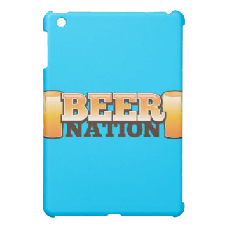 BEER NATION design from The Beer Shop iPad Mini Covers